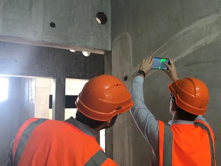 Contrôle et optimisation des réservations grâce à la réalité augmentée avec Bouygues construction