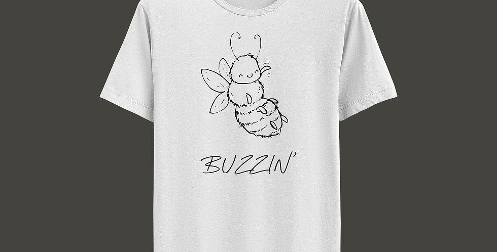 Maisy Bee T-Shirt: BUZZIN'