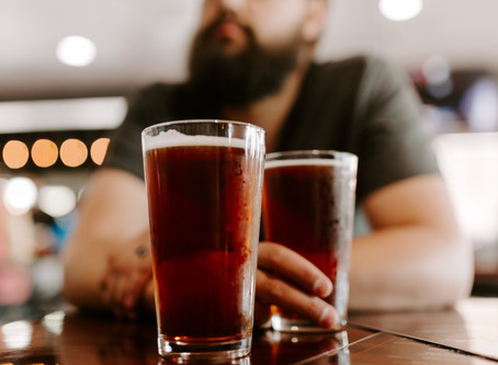 Big beer talks local