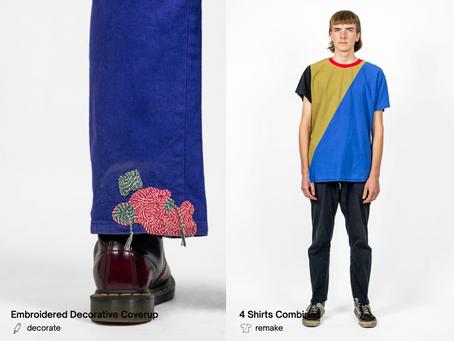 Big fashion goes circular