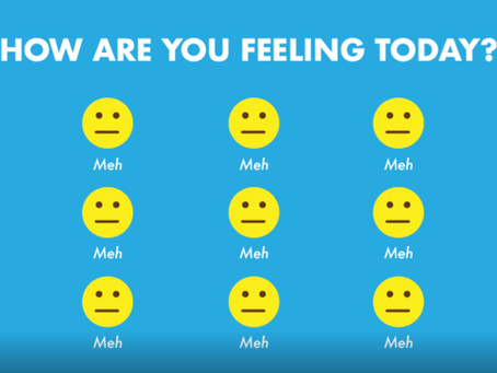 Navigating the 'meh' this Mental Health Month