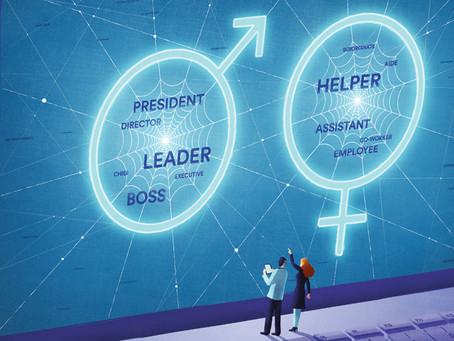 Tech tackles gender bias