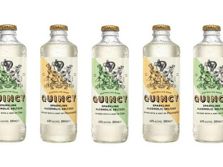 Boozy water: is seltzer the healthier alcoholic beverage we need?