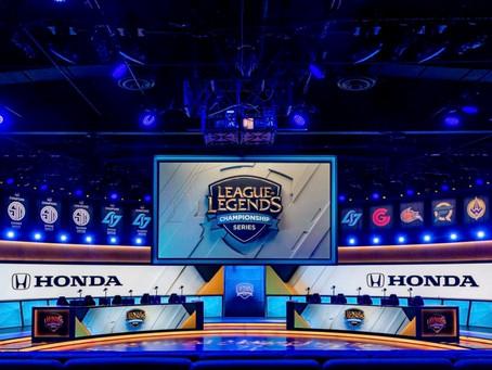 Car companies set sights on esports
