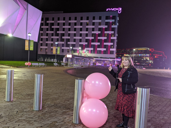 Moxy Hotels stage dive into the NEC Birmingham