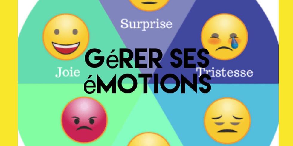 Gérer les émotions chez les enfants