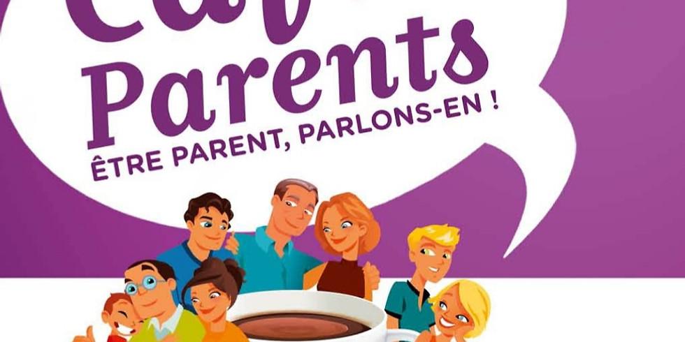 CAFE PARENT/ASSISTANTE MATERNELLE