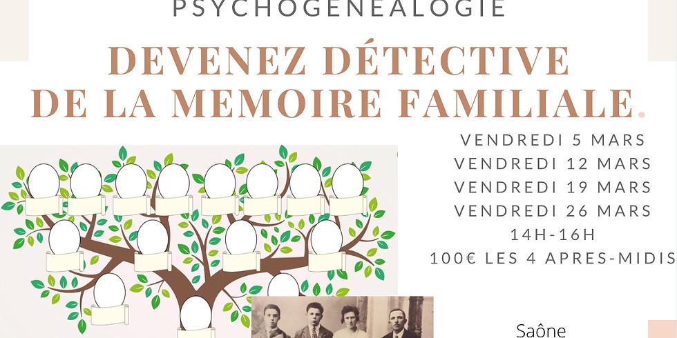 Devenez détective de la mémoire familiale