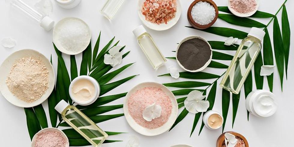 Atelier crème de visage naturelle