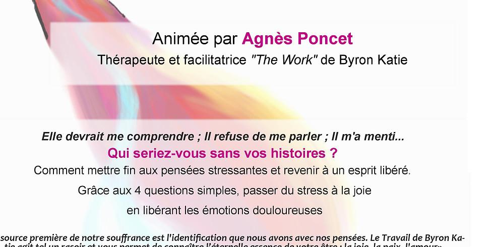 Conférence Agnès PONCET