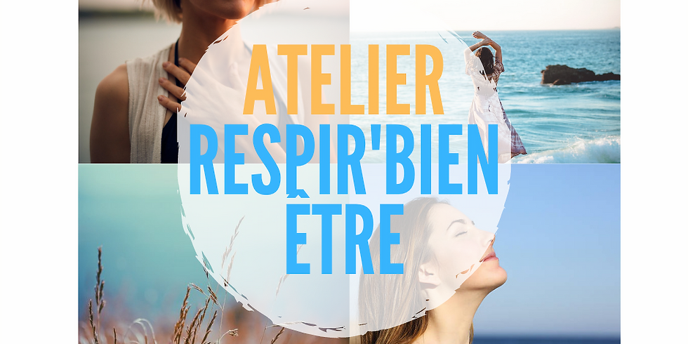 Atelier RESPIR'BIEN-ÊTRE