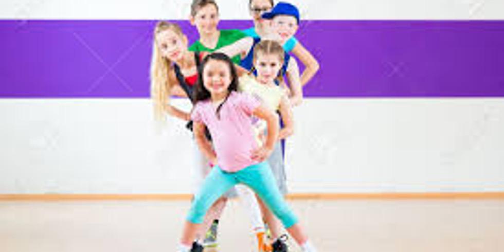 Danse moderne pour enfants