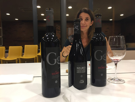 New tasting in Bodegas Puiggrós: the illusion of a dream turned into sweet madness.