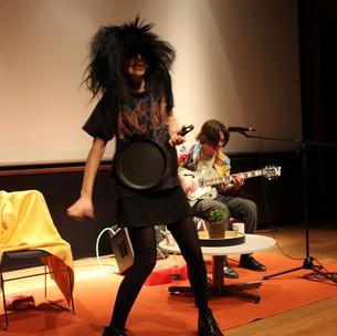 La folle guitare des contes de la rue Broca !