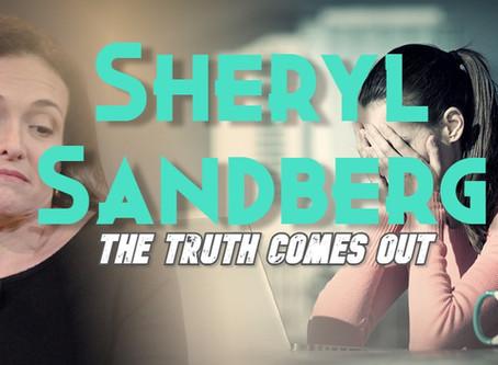 Sheryl Sandberg Reveals Her 'Deep Seeded Misogyny' By Admitting The Truth