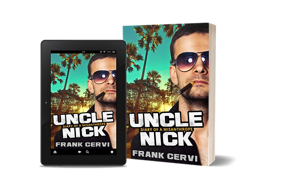 Frank Cervi's book Uncle Nick