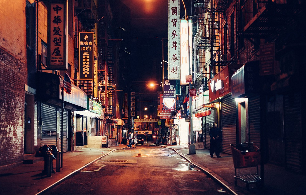 Chinatown Wasn't Meant To Be The Entire City-Adam Piggott
