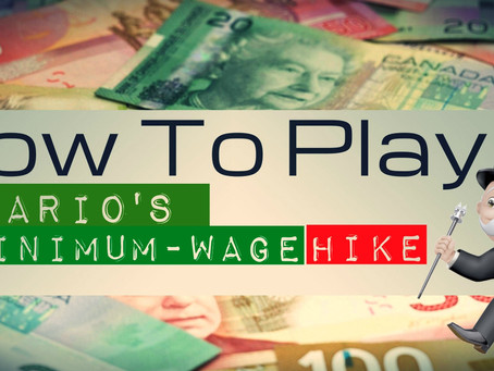 Ontario's Minimum-Wage Hike Is Just Free Parking