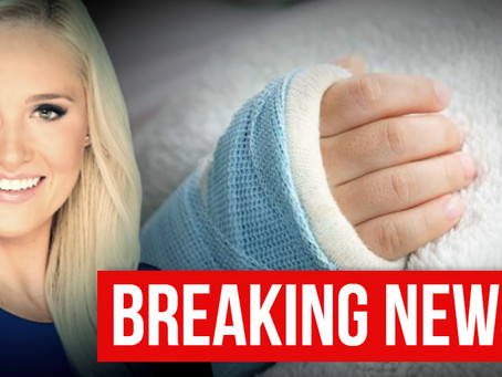 Tomi Lahren Hospitalized For A Shattered Hand Following Facebook Rant; Can't Give Handjobs Anymore