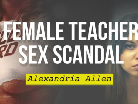 Ex-Kentucky Substitute Teacher, Alexandria Allen, 'raped 8th grader at a Hilton Inn'