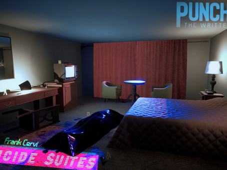 PunchRiot Magazine Publishes 'Suicide Suites'