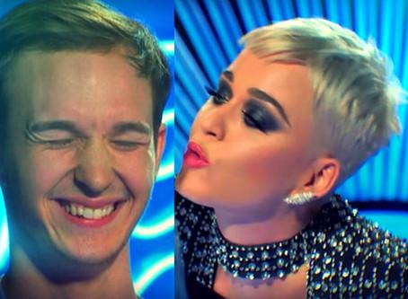 Katy Perry #MeToo's Poindexter, Benjamin Glaze