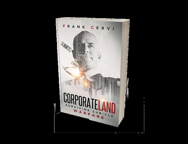 Author Frank Cervi's book CorporateLand