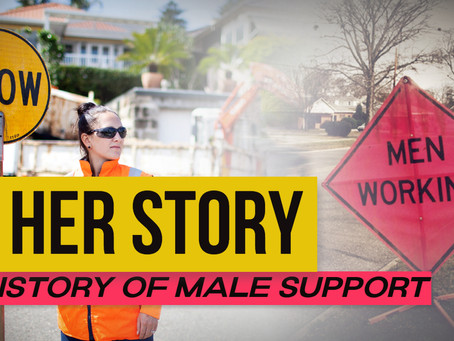 Her Story: A History Of Being Supported By Men