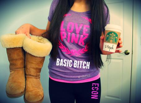 Basic Bitch Economics: Uggs, Yoga Pants & Coffee Keeps The Money Flowing