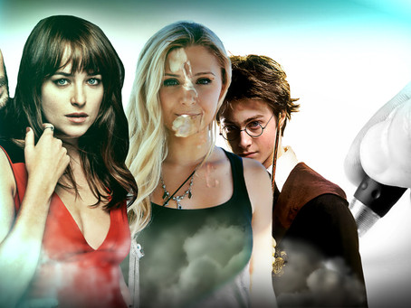 Harry Potter, Fifty Shades Of Grey And Tradthots Represent The 'Gold Standard' Of Female Writers