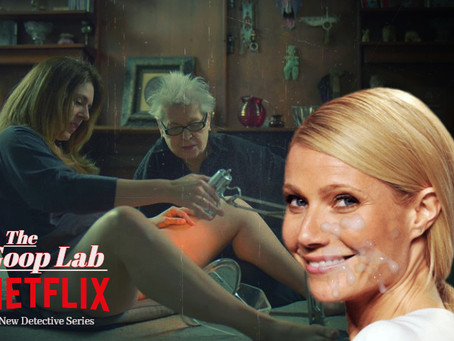 Gwyneth Paltrow Wants You To Smell Her Pussy (Candle) & Make You Cum