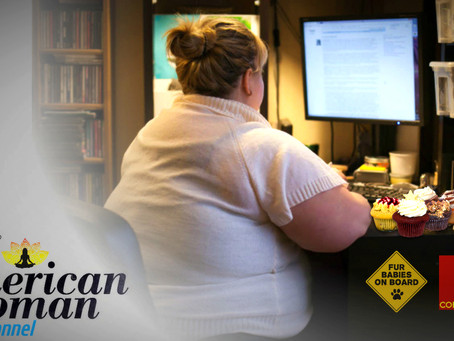 THE LIFE OF KAREN: Karen Hate-Reads A Website All Day; American Women Are Fatter Than Ever