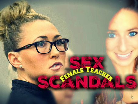 The Epidemic of Female Teachers Banging Their Students