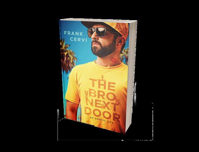 Author Frank Cervi's book The Bro Next Doo