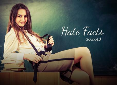 Hate Facts: Women & Sex Roles