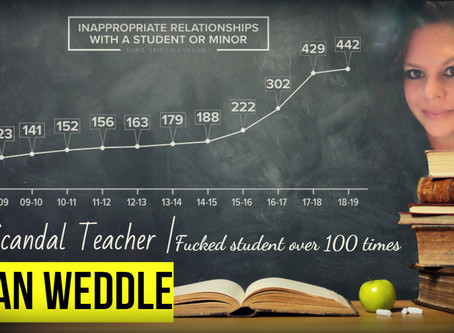 PRACTICE MAKES PERFECT: Florida Teacher, Susan Weddle, 40, Took Teen Boy's Virginity