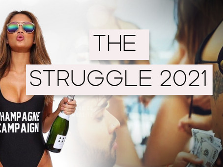 Struggles Of A Zero-Fucks-Given Author: 2021 Is Looking Even Better Than 2020