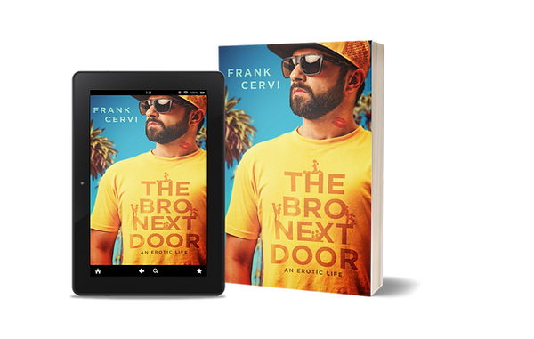 Frank Cervi's book The Bro Next Door