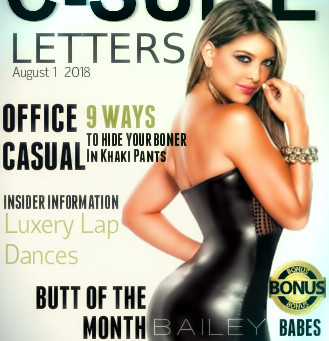 C-Suite Letters: Lost & Fondled