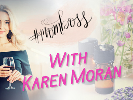 How This #MomBoss Almost Breaks Even With Yoga & Essential Oils