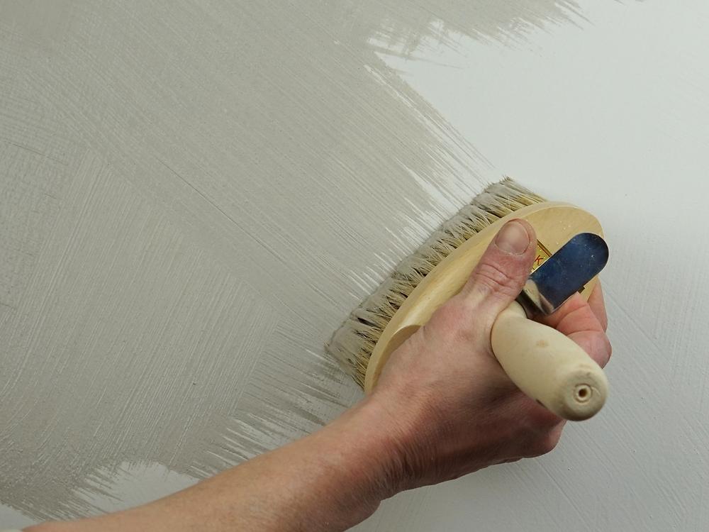 Agyag festék belső felületekre.