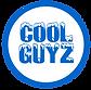 Cool Guyz Logo BADGE with Circle.png