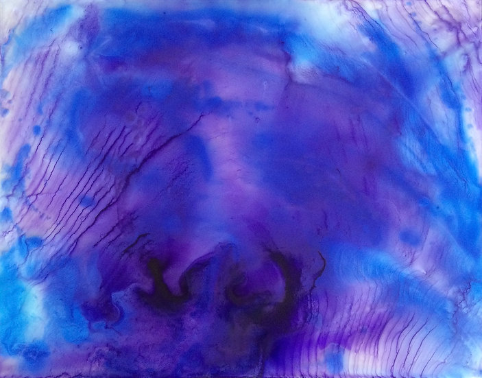 Dioxazine Violet Series 003
