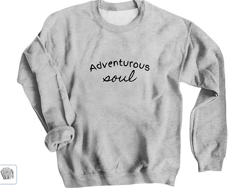 The Adventure Collection: Showing your soul