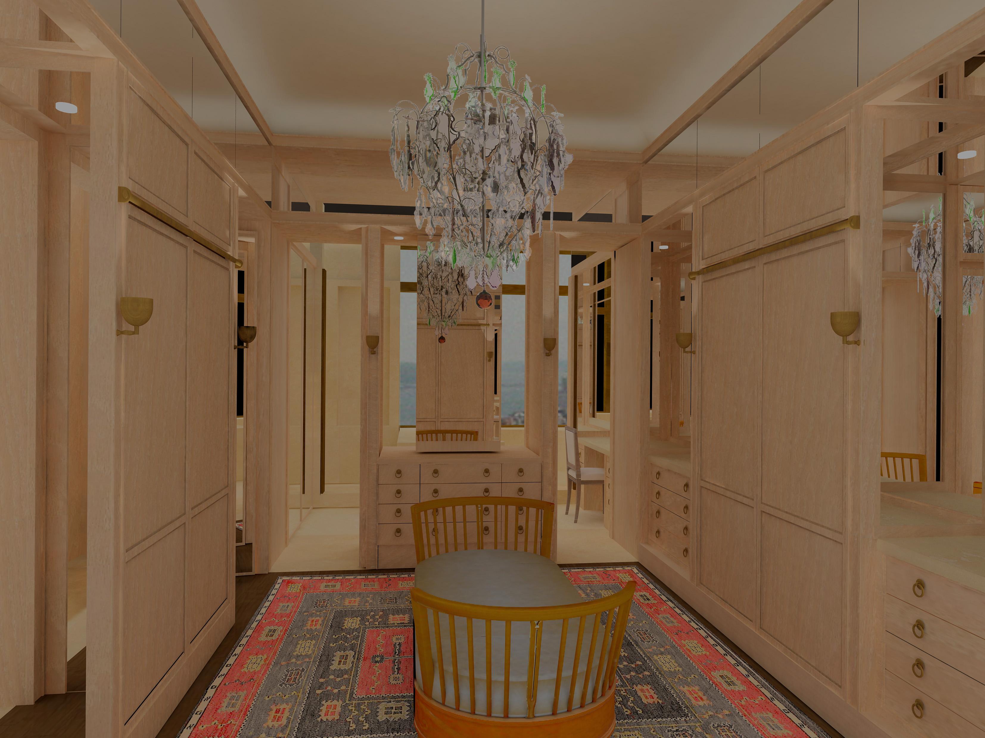 Dressing Room 2005