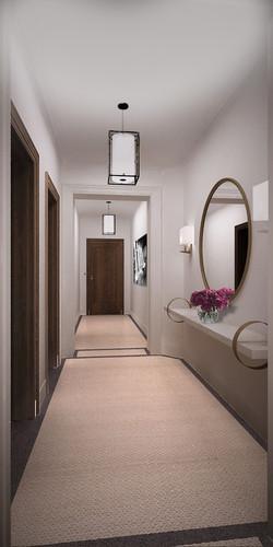 Central Park West Residence - Elevator's