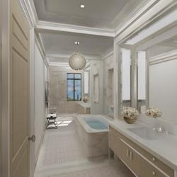 Central Park West Residence - Bathroom 1