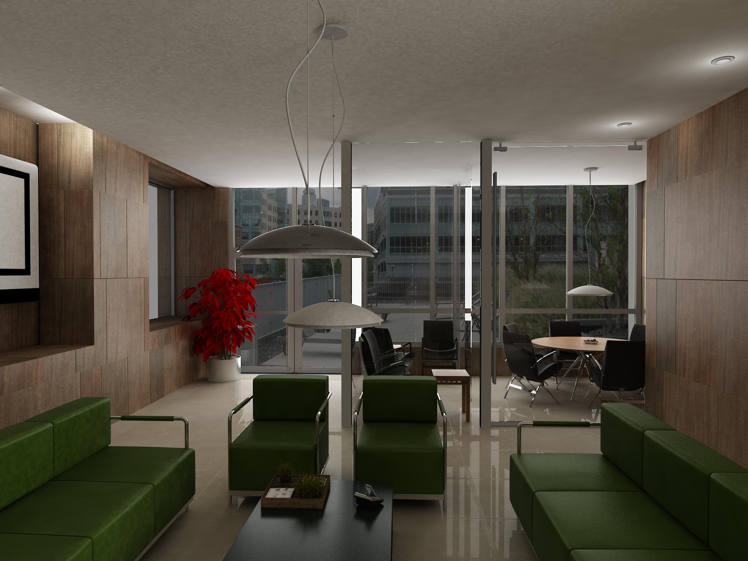 Bosse Executive Lounge