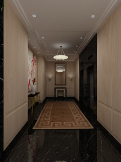 Elevators Lobby