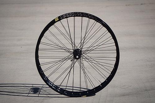 Handbuilt Tubeless CX/Gravel wheelset